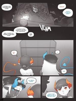 8muses Adult Comics Norasuko- Locking Horns image 23