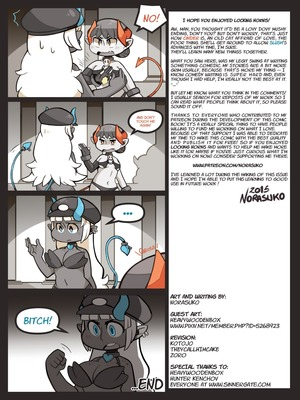 8muses Adult Comics Norasuko- Locking Horns image 25