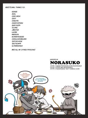 8muses Adult Comics Norasuko- Locking Horns image 26
