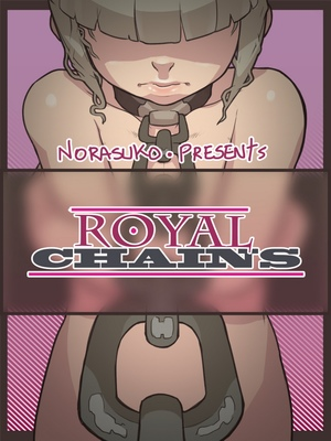 Norasuko- Royal Chains 8muses Adult Comics