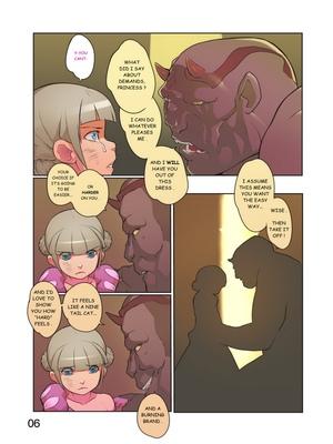 8muses Adult Comics Norasuko- Royal Chains image 05