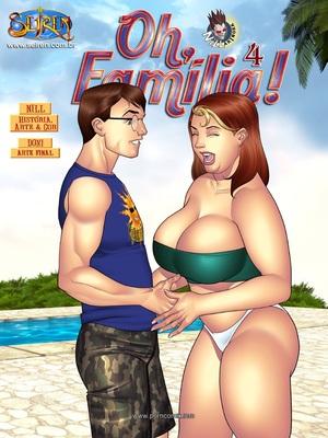 Oh Familia ! 4 English- Seiren 8muses Adult Comics