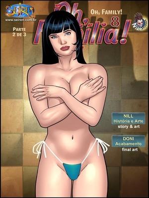 Oh, Familia! 8 – Part 2 (English) 8muses Adult Comics
