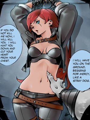 8muses Porncomics [Optionaltypo] Twisted Intent Vol.1 (League of Legends) image 04