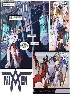 Paladin – Sins of the past 8muses Porncomics