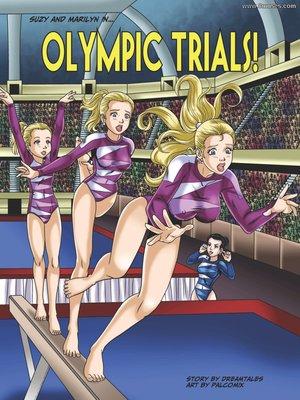 PalComix- Olympic Trials 8muses Adult Comics