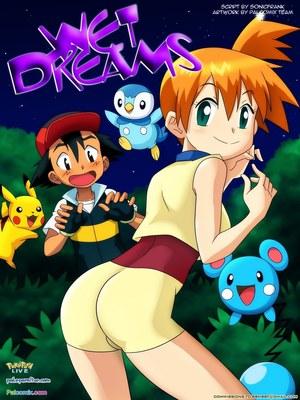 Palcomix- Wet Dreams (Pokemon) 8muses Adult Comics
