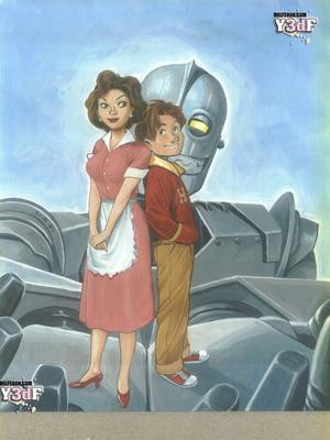 Pandora Box- Iron Giant 8muses Incest Comics