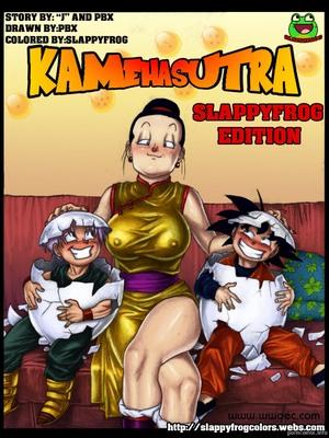 PBX- Kamehasutra- SF Edition 8muses Hentai-Manga