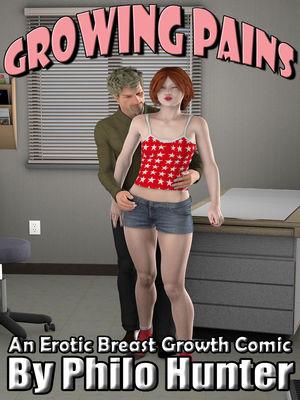 Philo Hunter- Growing Pains 8muses 3D Porn Comics