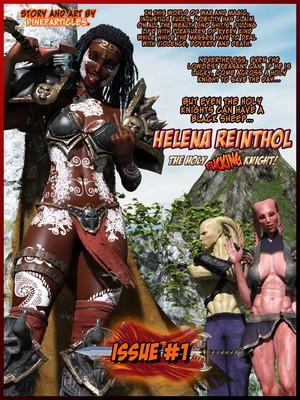 Pinkparticles- Helena Reinthol's Adventures 8muses 3D Porn Comics