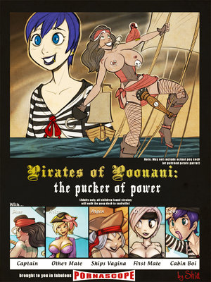 Pirates of Poonami-The pucker of power 8muses Adult Comics