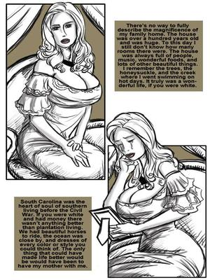 8muses Interracial Comics Plantation Living- illustrated interracial image 02