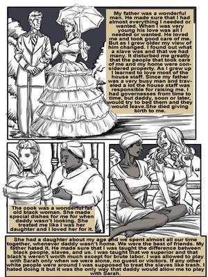 8muses Interracial Comics Plantation Living- illustrated interracial image 03