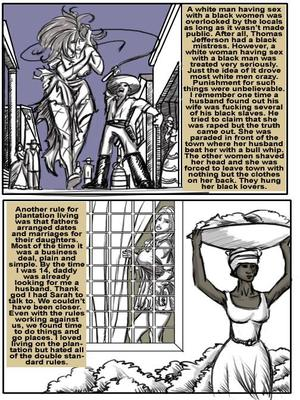 8muses Interracial Comics Plantation Living- illustrated interracial image 05
