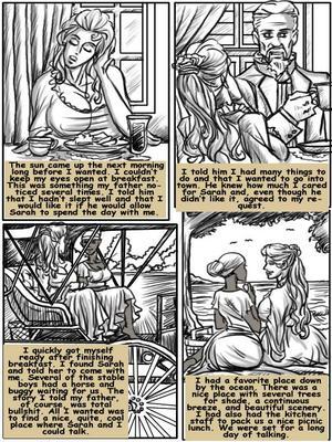 8muses Interracial Comics Plantation Living- illustrated interracial image 19