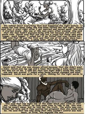 8muses Interracial Comics Plantation Living- illustrated interracial image 20