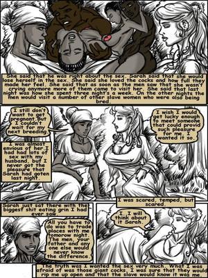 8muses Interracial Comics Plantation Living- illustrated interracial image 21