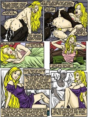 8muses Interracial Comics Plantation Living- illustrated interracial image 34