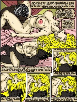 8muses Interracial Comics Plantation Living- illustrated interracial image 37
