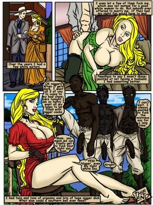 8muses Interracial Comics Plantation Living- illustrated interracial image 40