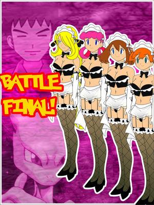 Pokemon- Final Battle 8muses Adult Comics