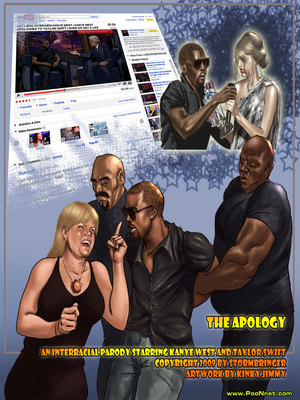 Poon Net- The Apology 8muses Interracial Comics