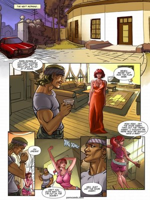 8muses Adult Comics Poonnet- Payback image 07