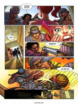 8muses Adult Comics Poonnet- Payback image 08