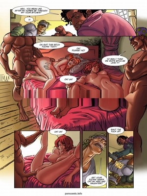 8muses Adult Comics Poonnet- Payback image 10