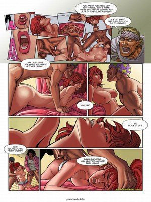 8muses Adult Comics Poonnet- Payback image 12