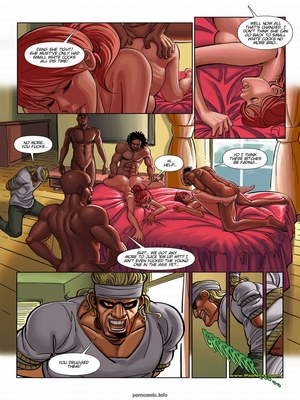8muses Adult Comics Poonnet- Payback image 13