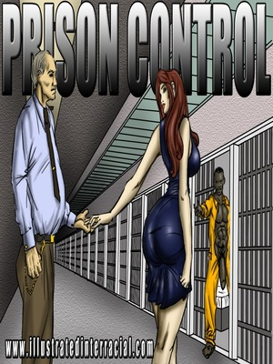 Prison Control- illustrated interracial 8muses Interracial Comics