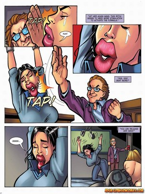 8muses Adult Comics Punish and Pleasure- BDSMExpansion image 09