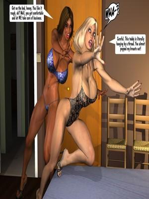 Pussy Fight- Entropy 8muses 3D Porn Comics
