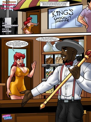 Rabies- Cheryl Blossom's Naughty Sweet Tooth 8muses Interracial Comics