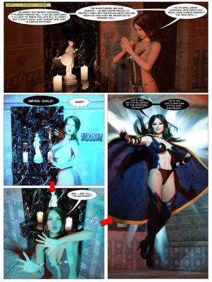 Raiders of the Lost Eye 4- Sacrifice [DUSTER] 8muses Adult Comics
