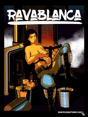 Ravablanca (The Legend of Korra) 8muses Adult Comics