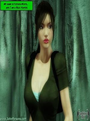 Relic Hunter- Lara Croft- Darklord 8muses Porncomics