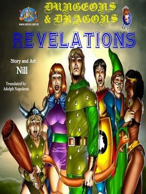 Revelations- Seiren 8muses Adult Comics