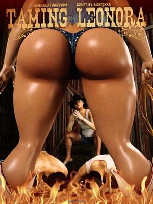 Rickfoxxx- Taming Leonora 8muses 3D Porn Comics