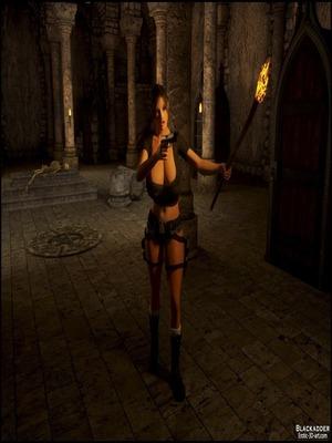 8muses 3D Porn Comics Rise Of the Guardians- Blackadder image 05