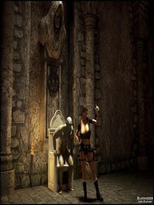8muses 3D Porn Comics Rise Of the Guardians- Blackadder image 07