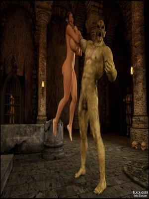 8muses 3D Porn Comics Rise Of the Guardians- Blackadder image 10