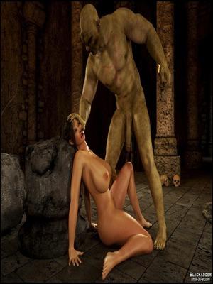 8muses 3D Porn Comics Rise Of the Guardians- Blackadder image 11
