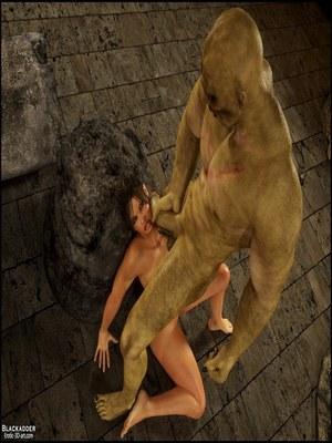 8muses 3D Porn Comics Rise Of the Guardians- Blackadder image 12