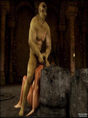 8muses 3D Porn Comics Rise Of the Guardians- Blackadder image 18