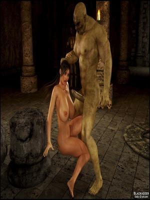 8muses 3D Porn Comics Rise Of the Guardians- Blackadder image 19