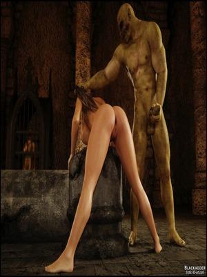 8muses 3D Porn Comics Rise Of the Guardians- Blackadder image 20