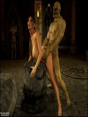 8muses 3D Porn Comics Rise Of the Guardians- Blackadder image 23